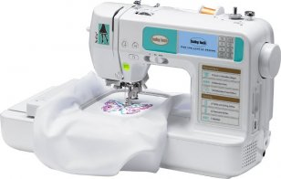 Baby Lock Beginning Embroidery Machine