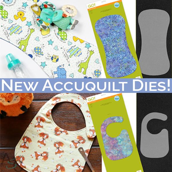 New Dies from Accuquilt