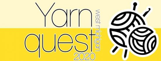 West Michigan Yarn Quest Event 2020