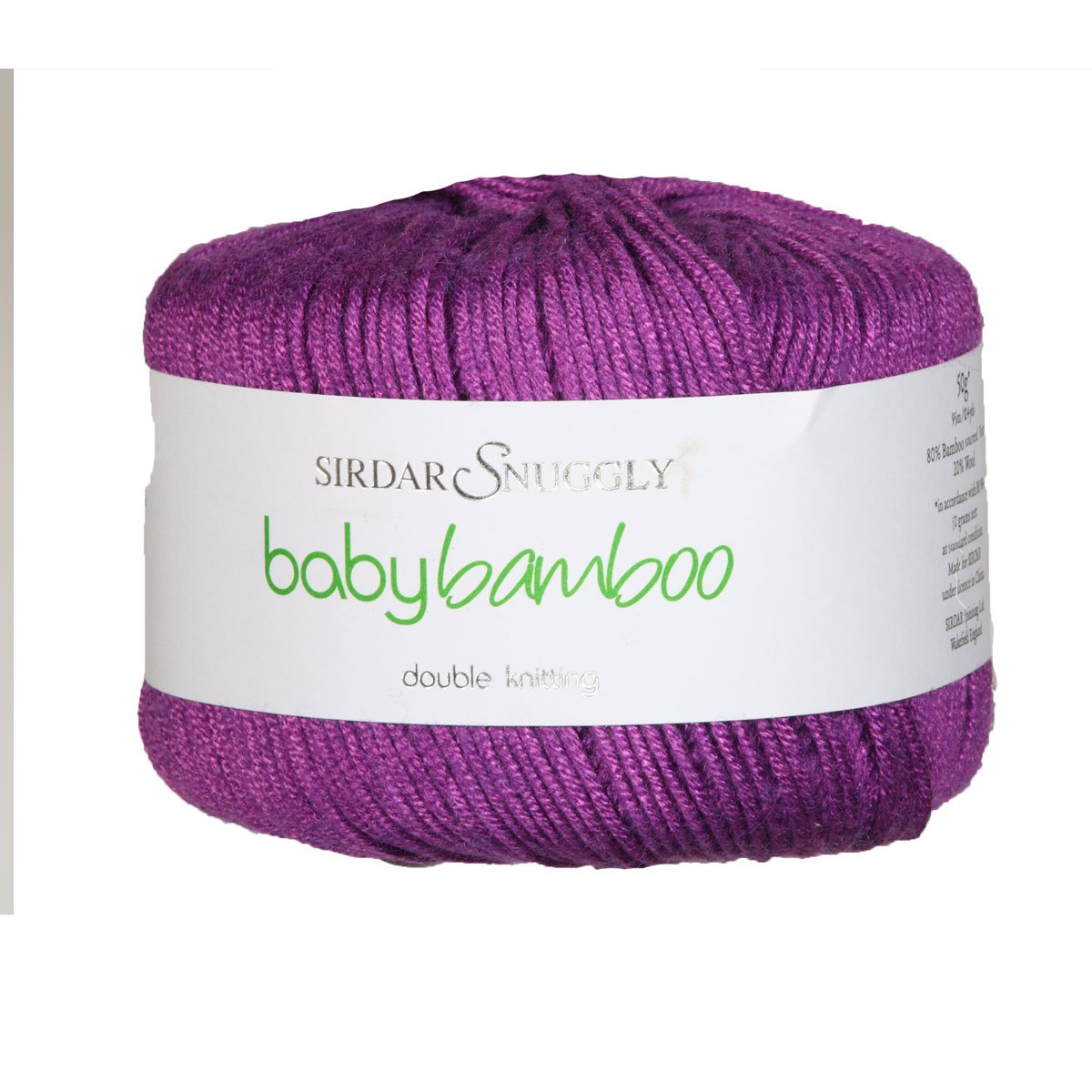 Baby Bamboo DK 086 Grape