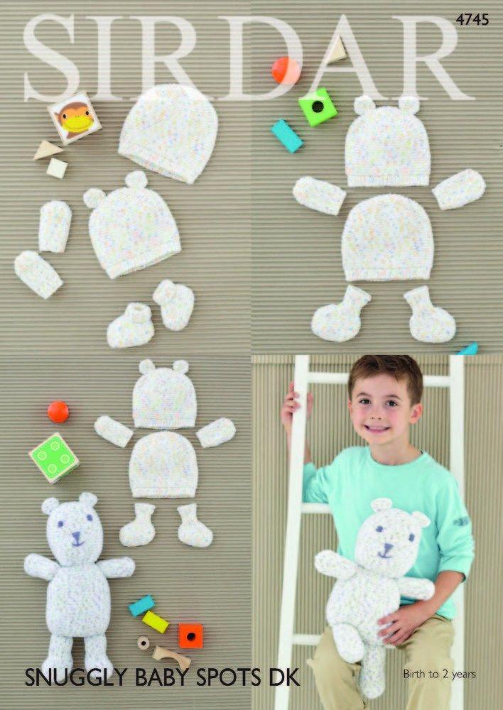 Baby Spots DK Pattern 4745