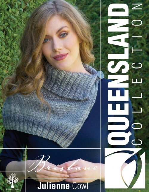 Brisbane Julienne Cowl Pattern
