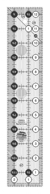 Creative Grid  2 1/2  x  12 1/2