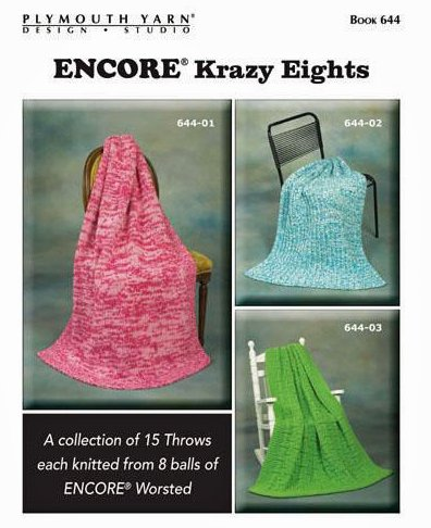 Encore Krazy Eights Book 644 Plymouth