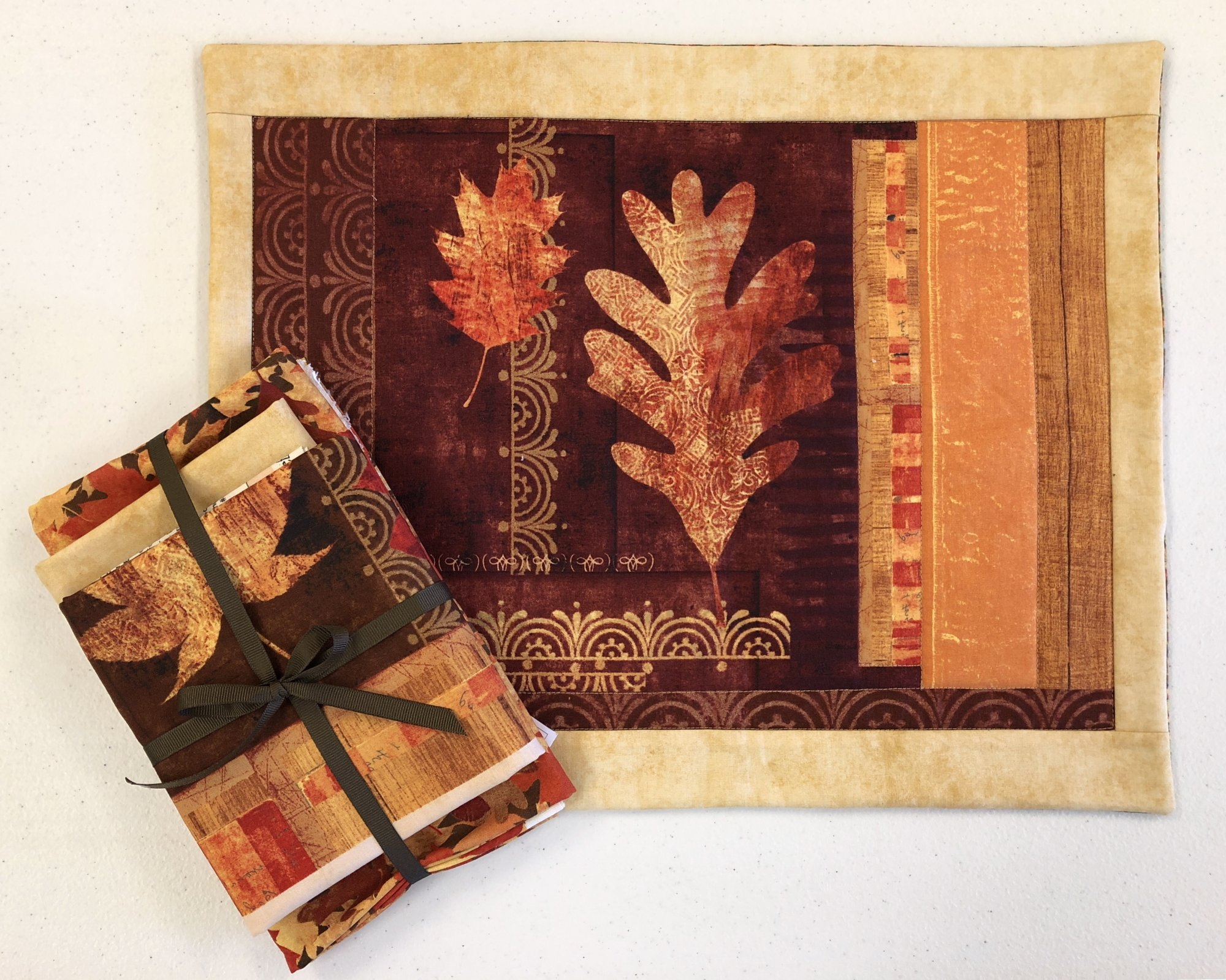 Fall Leaves Placemats SET OF 2