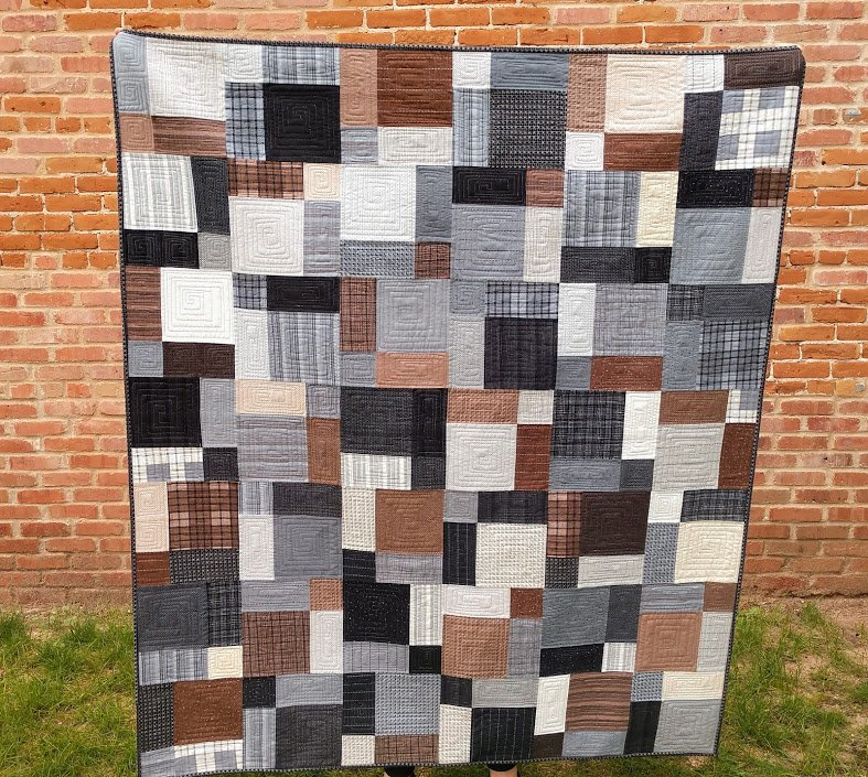 Farm Flannel Quilt Kit