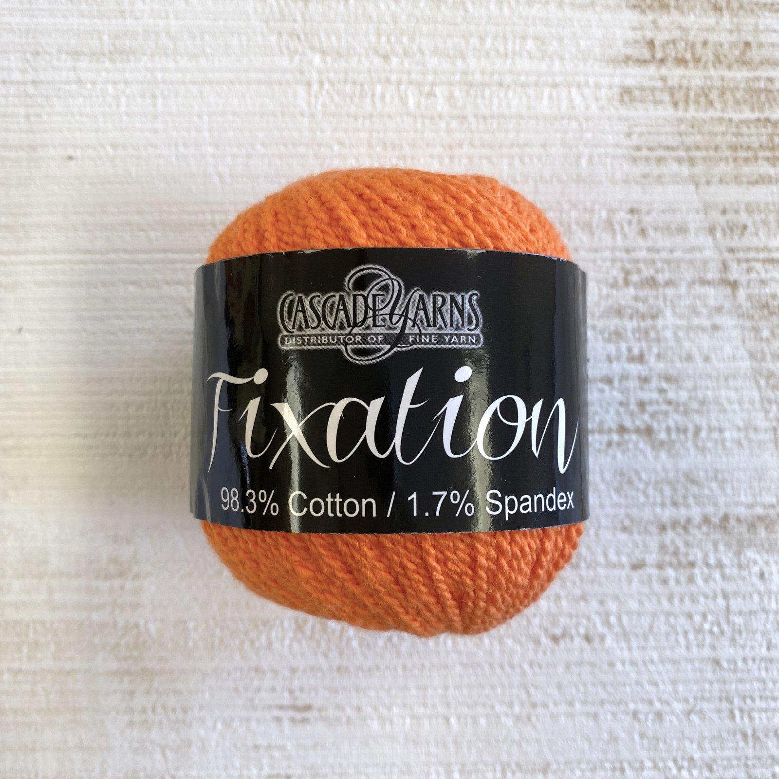 Fixation Solid 4460 Orange Popsicle