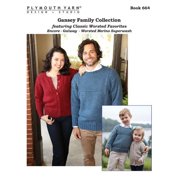 Gansey Family Collection Book 664