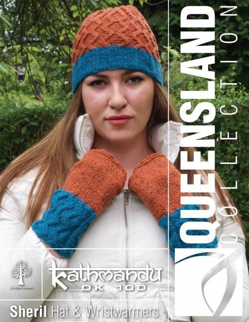 Kathmandu DK Sheril Hat & Wristwarmers