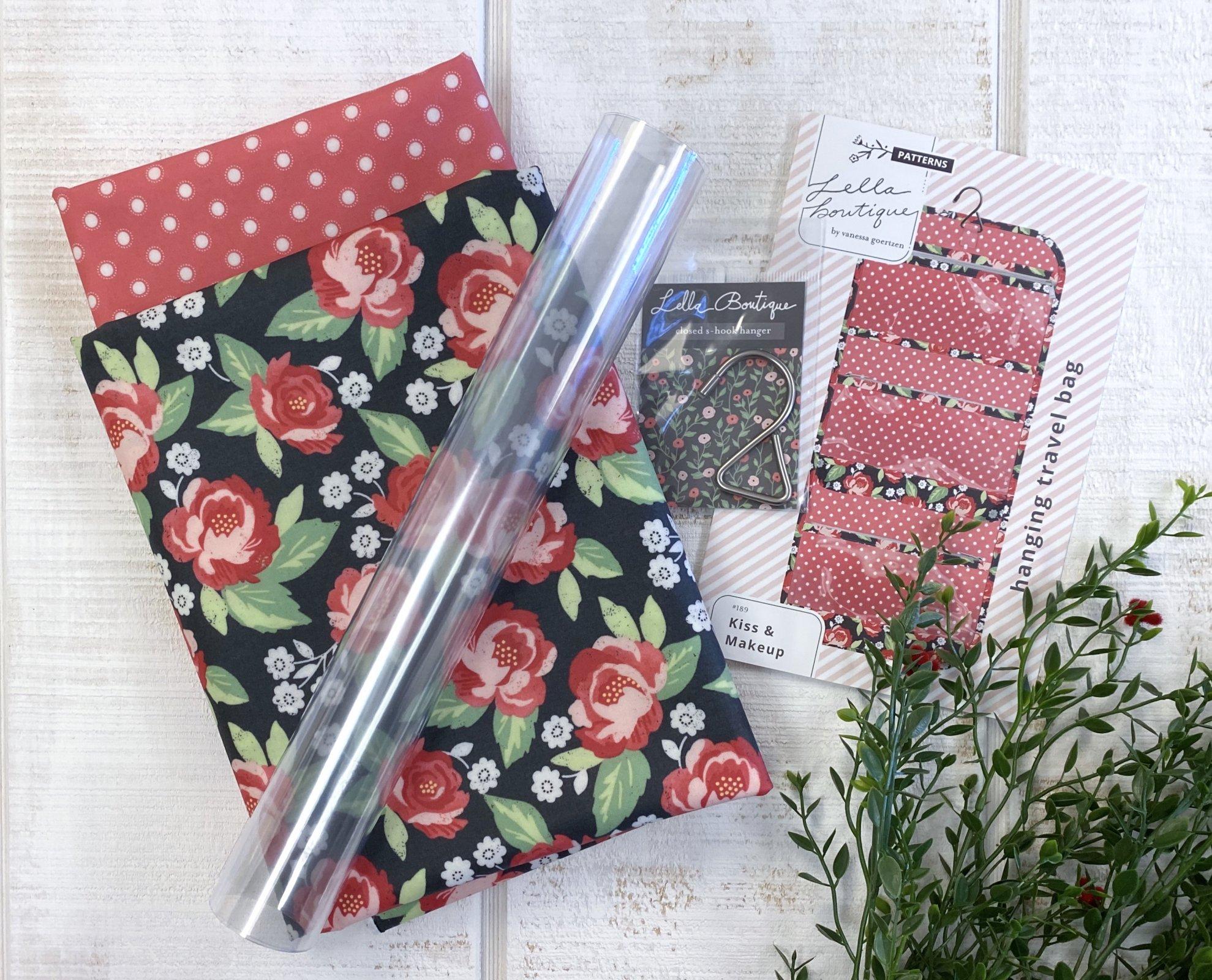 Kiss & Makeup Travel Bag Kit