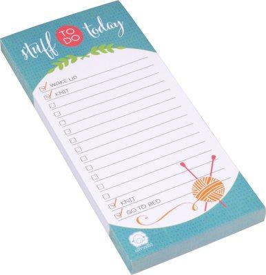 Knit Happy to do List