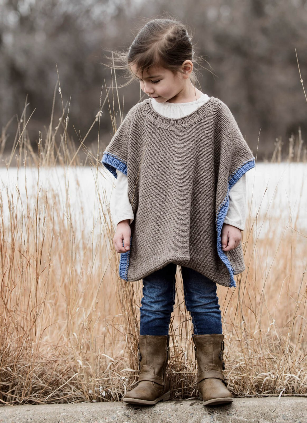 Puddle Jumper Poncho Pattern 201623
