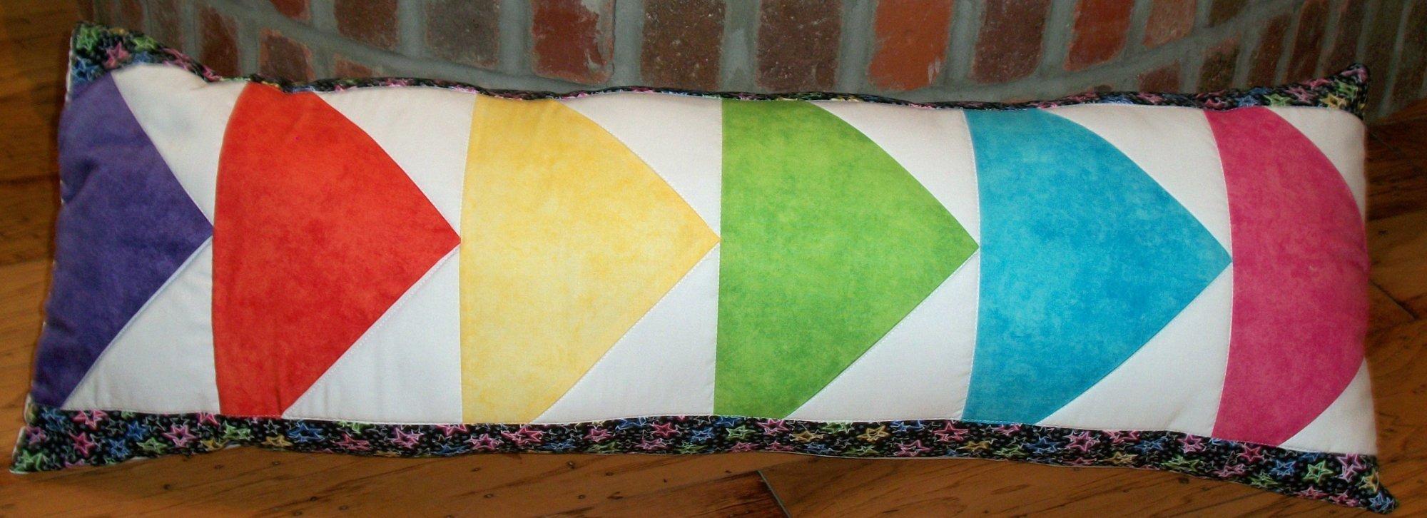 Arrows Bench Pillow - Finishing Kit