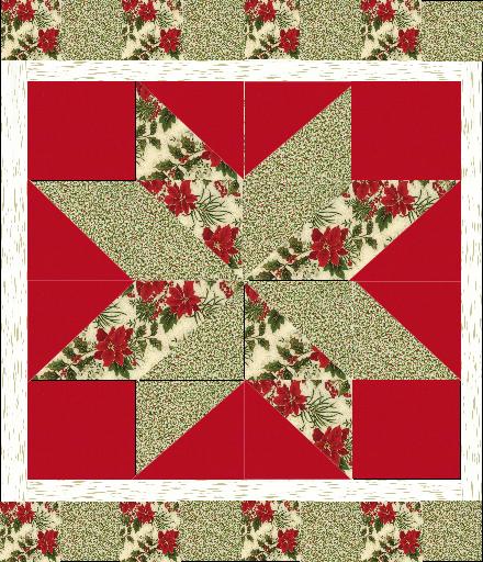 Silver Star-Christmas