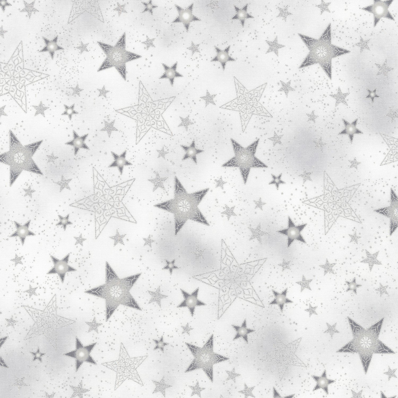2017 Silver Stars with Metallic