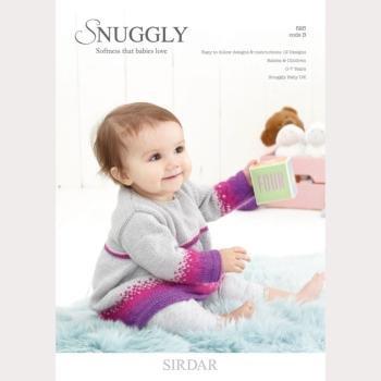 Snuggly  Dk Book 525