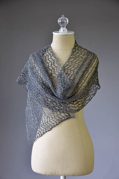 Starry Road Scarf Kit