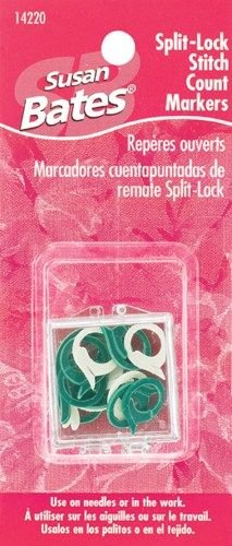 Split-lock Stitch Count Markers Susan Bates