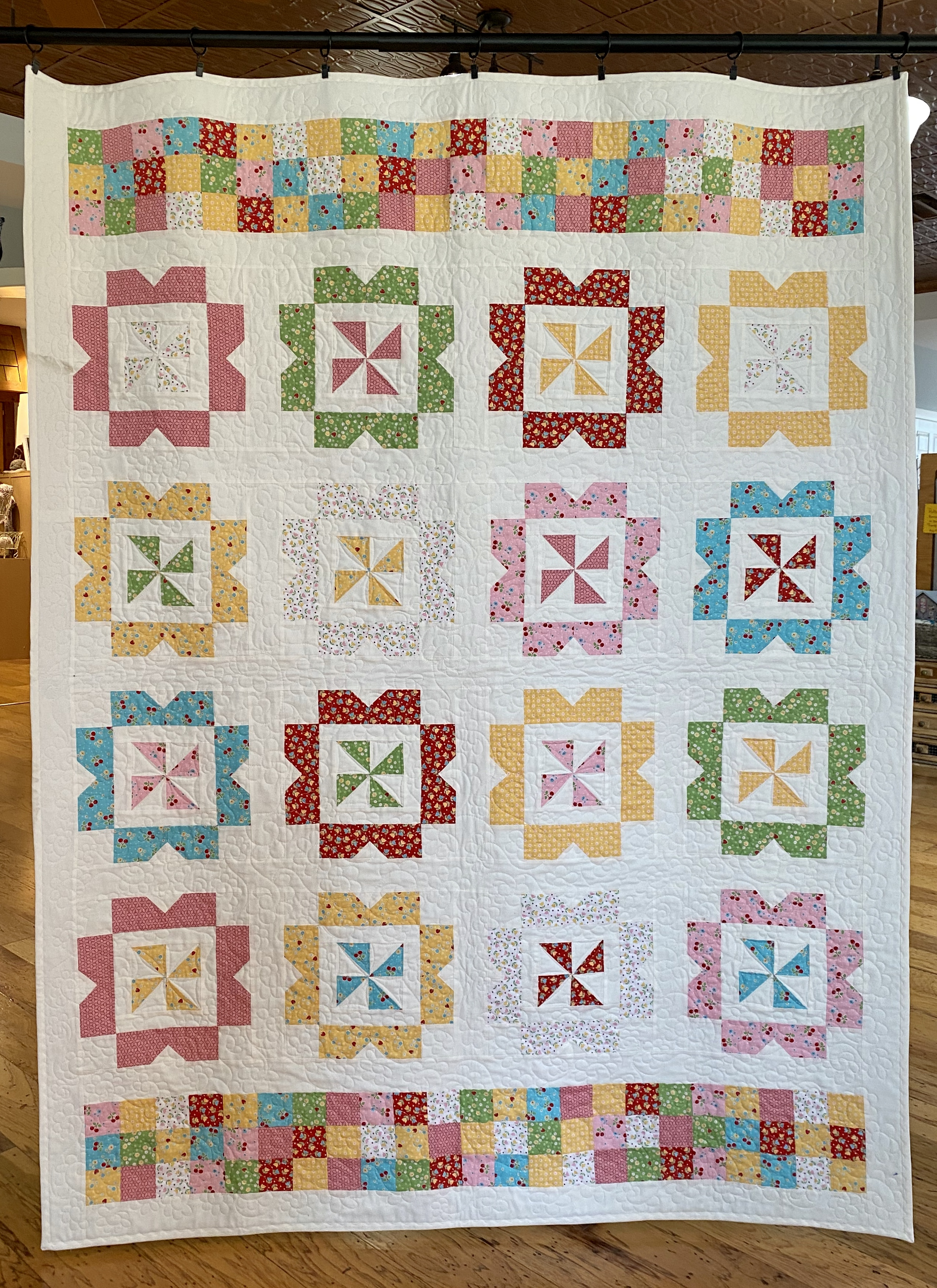 Sweet Wishes Quilt Kit