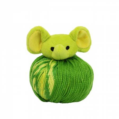 Top This Elephant Yarn Kit
