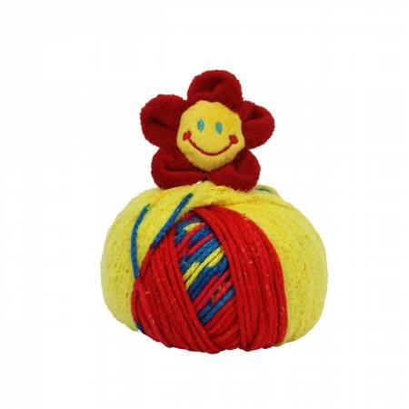 Top This Flower Yarn Kit