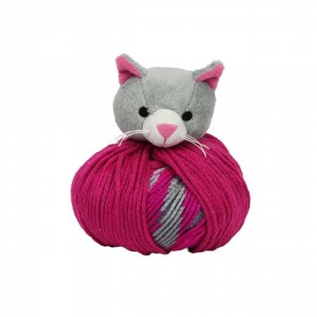 Top This Kitten Yarn Kit