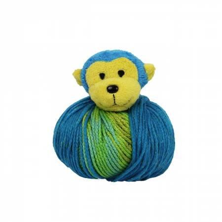 Top This Monkey Yarn Kit