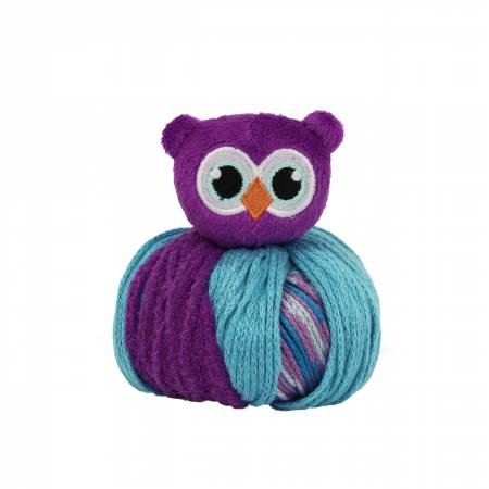 Top This Owl Yarn Kit