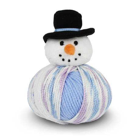 Top This Snowman Hat Kit