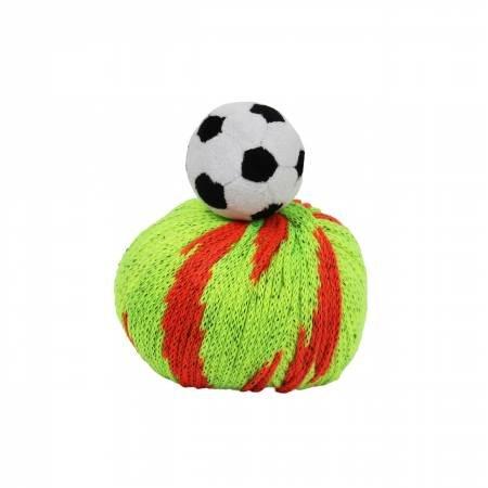 Top This Soccer Ball Yarn Kit
