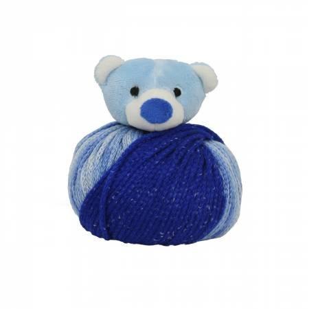 Top This Teddy Bear Yarn Kit