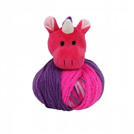Top This Unicorn Yarn Kit