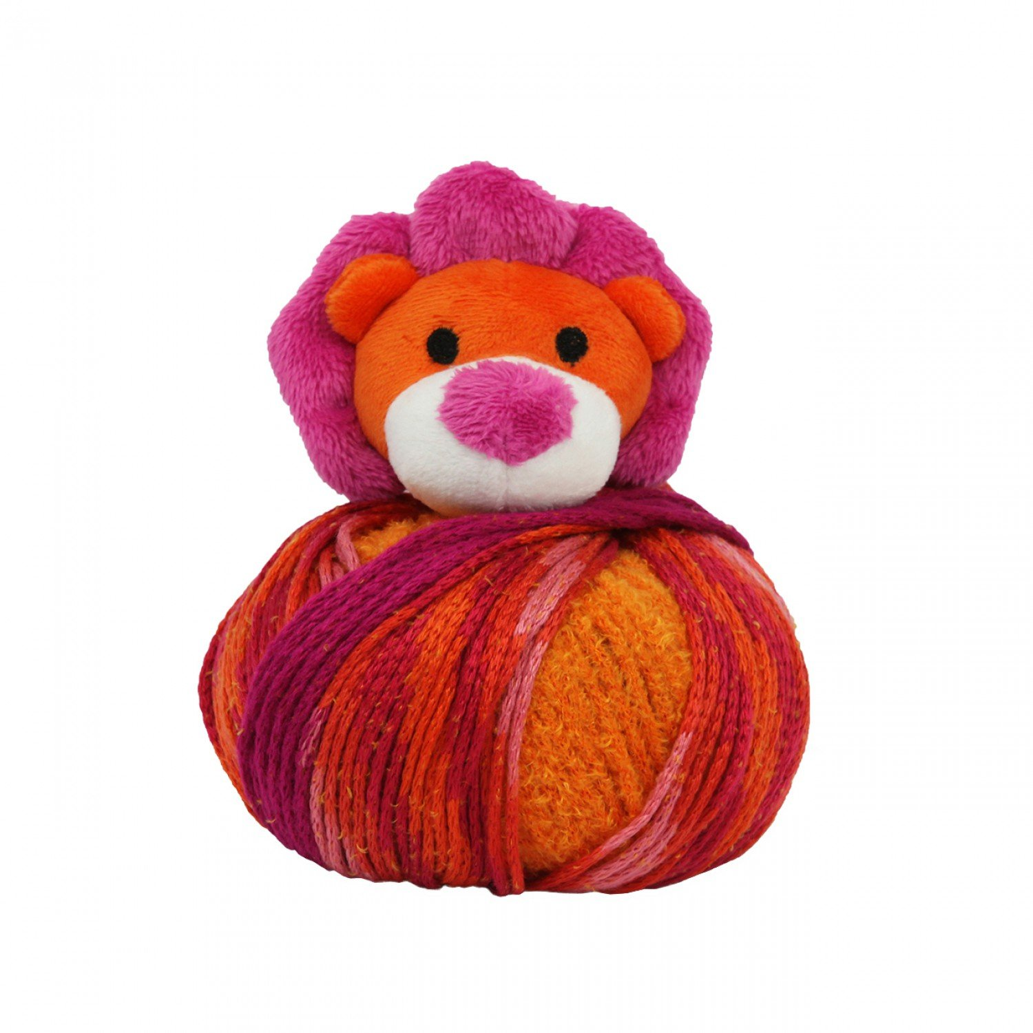 Top This Lion Yarn Kit