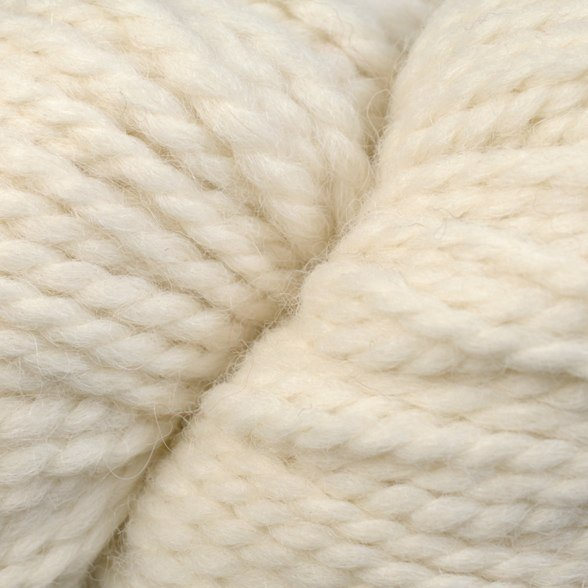 Ultra Alpaca Chunky 7201 Winter White