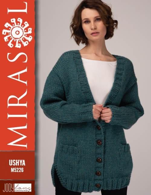 Ushya Alma Cardigan Pattern