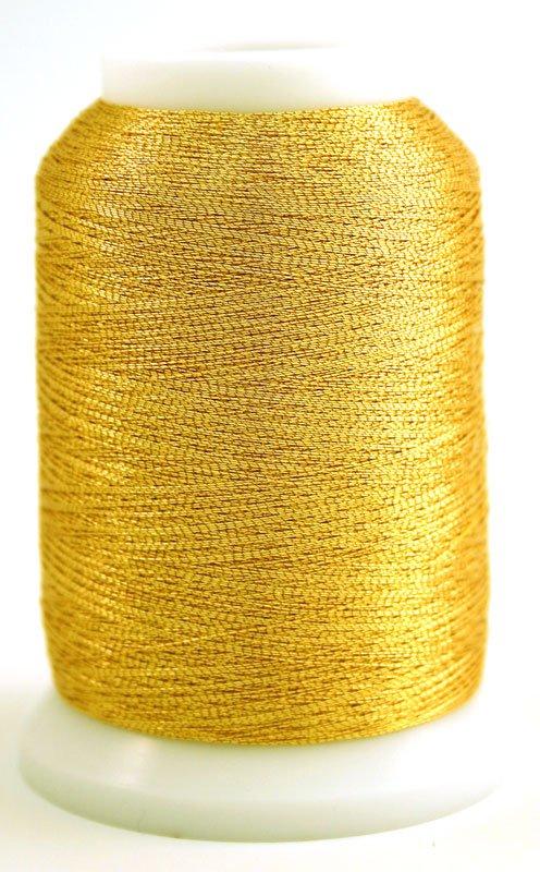 Metallics #007 GOLD 1090 yds.
