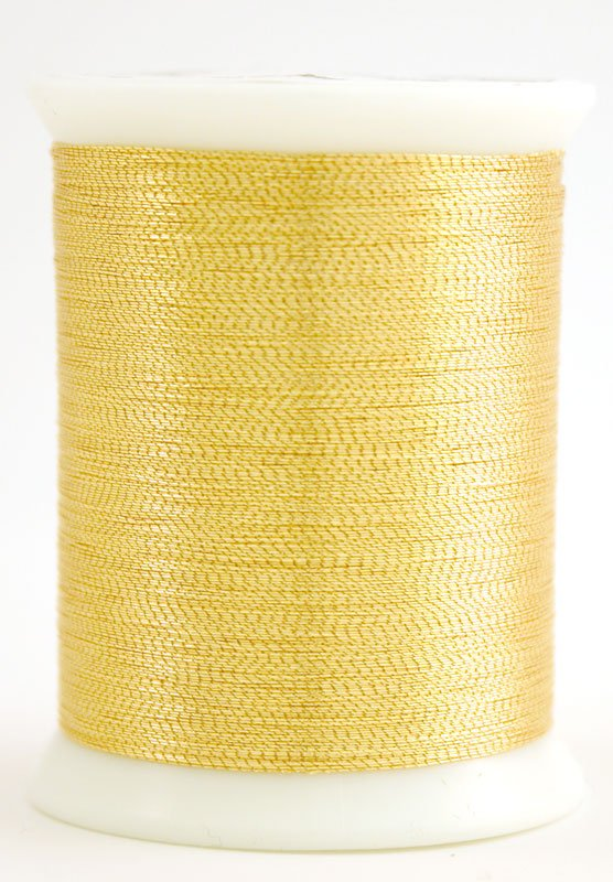 Metallics #002 LIGHT GOLD 500 yds.