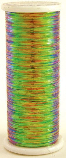 Glitter #114 RAINBOW  400 yds.