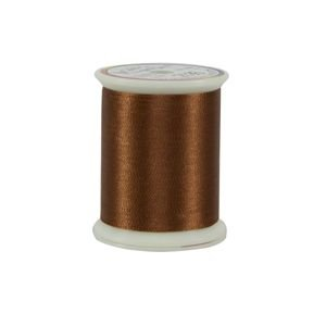 Magnifico #2035 RUST BROWN 500 yd. spool