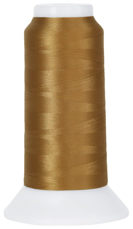 #7028 MEDIUM BROWN - MicroQuilter 3,000 yd. cone