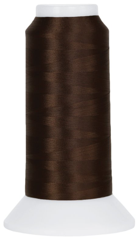 #7029 DARK BROWN- MicroQuilter 3,000 yd. cone