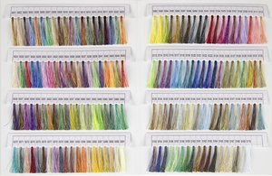 FANTASTICO colour card (book)