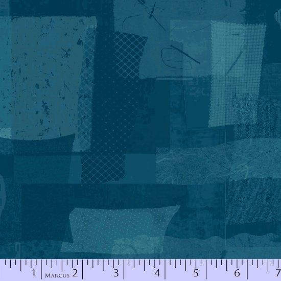 Scrap Heap 0575-1019 Blenders by Laura Berringer for Marcus Fabrics