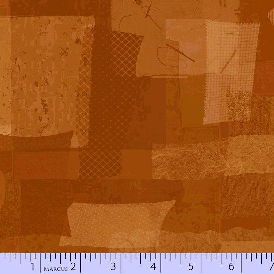 Scrap Heap 0575-1057 Blenders by Laura Berringer for Marcus Fabrics