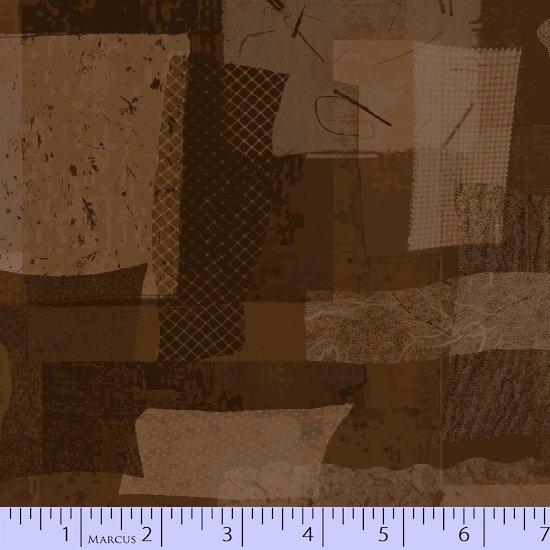 Scrap Heap 0575-1060 Blenders by Laura Berringer for Marcus Fabrics