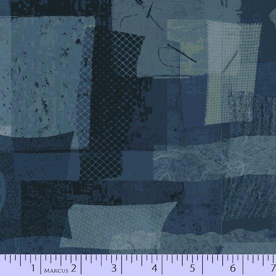 Scrap Heap 0575-1072 Blenders by Laura Berringer for Marcus Fabrics