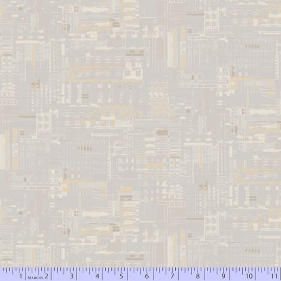 Faded & Stitched 0762-0144 by Laura Berringer for Marcus Fabrics