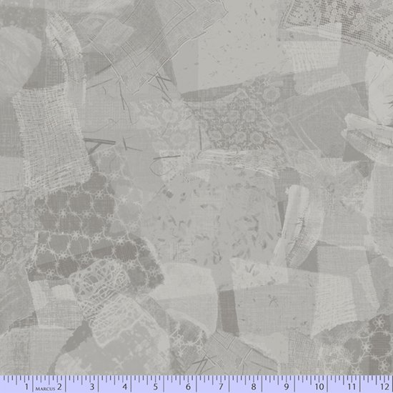 Gray Texture Geometric 0788-161 Wide Back 108 in from Marcus Fabrics