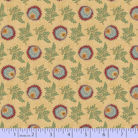 Journey to America 0888-0140 by Judie Rothermel for Marcus Fabrics
