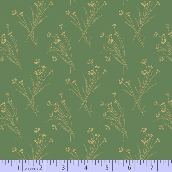 Journey to America 0890-0117 by Judie Rothermel for Marcus Fabrics